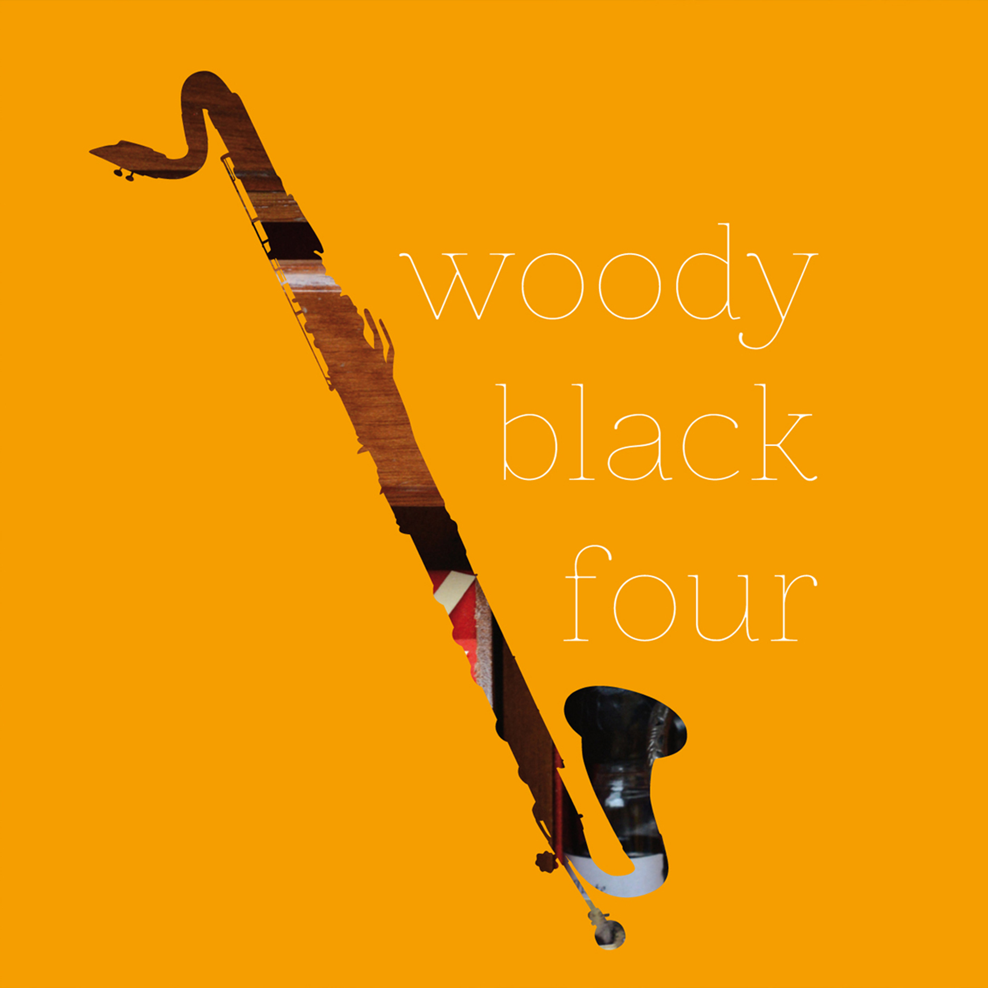 Woody-Black-Four